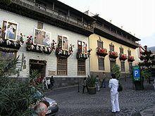 Tenerife La Orotava - La Casa de los Balcones.