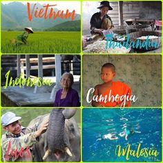 Non solo Cambogia... Partire con noi significa esplorare il Sud-Est Asiatico in modo attento e sostenibile! Contattaci per info!  #cambogiaviaggi #touroperator #turismosostenibile #turismoesperienziale #sudestasiatico #nonsolocambogia #turismoresponsabile #incontroautentico #aura #wanderlust #travelgram #bergamo #igersbergamo http://ift.tt/2ml3UmC