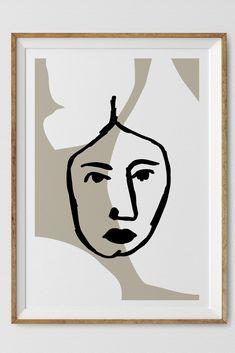 Art Print by Fluorama #fluorama#fluoramaposters#artprints#posters#art#wallart#interiordesign