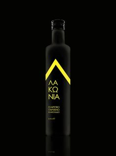 Lakonia Olive Oil (Student Project) on Packaging of the World - Creative Package Design Gallery