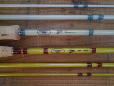 glass fly rods - Google Search