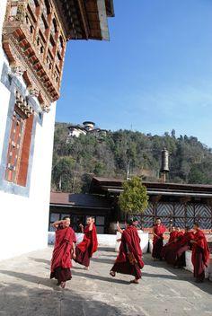 Butão - Trongsa Dhzong