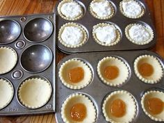 Hertzog Cookies, or Hertzoggies, a delicious blend of coconut and apricot jam, are uniquely South African cookies. The Cookie Pastry: · South African Desserts, South African Dishes, West African Food, South African Recipes, South African Fudge Recipe, Salted Caramel Fudge, Salted Caramels, Jam Tarts, Biscuit Recipe