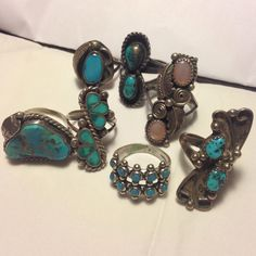 Starting to add vintage southwest boho finds from my recent trip out west!