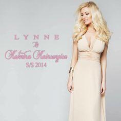 Δες τα ρούχα Lynne Άνοιξη - Καλοκαίρι 2014 με την Κατερίνα Καινούριου