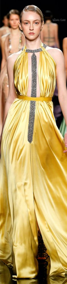 Reem Acra Fall 2016 Ready To wear~pinned by Linka Crosby Couture Fashion, Runway Fashion, Fashion Models, High Fashion, Fashion Show, Fashion Design, Beautiful Gowns, Beautiful Outfits, Cool Outfits