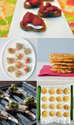 Pin for Later: 15 Classy Bites to Pass Around at a Wedding Cocktail Hour