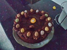 Easter Chocolate cake Chocolate Easter Cake, Cakes, Desserts, Food, Tailgate Desserts, Deserts, Cake Makers, Kuchen, Essen