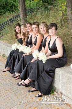 #wedding photos #wedding pictures #bridesmaids