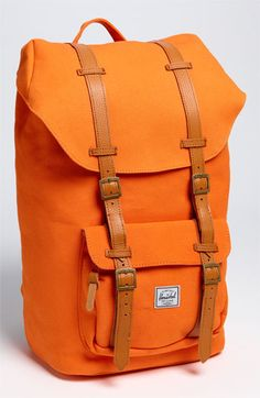 Herschel Supply Co. 'Little American 20' Canvas Backpack.  Can't beat a cool backpack