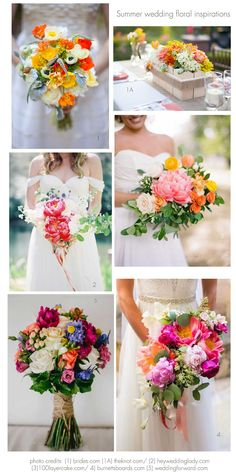 The ultimate list of spring wedding flowers every bride needs to see summer wedding ideas and inspirations mightylinksfo