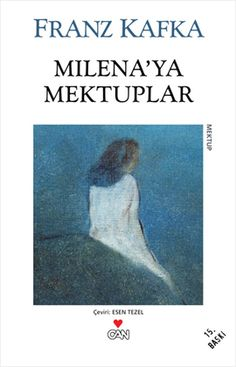 Franz Kafka Mektup Dizisi - Can Yayınları - Free Book Suggestions, Book Recommendations, Reading Lists, Book Lists, Franz Kafka Books, Books To Read, My Books, New People, Film Books