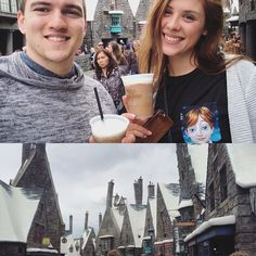 Cheers . #butterbeers #harrypotter #universalstudioshollywood #wizzardingworldofharrypotter #amazing #hollywood #usa #preolard #hogsmeade by pslcv