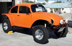 69' Baja Bug  Started a whole new racing era .............