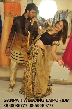 Bridal Lehenga, Sari, Wedding, Fashion, Saree, Valentines Day Weddings, Moda, La Mode, Fasion