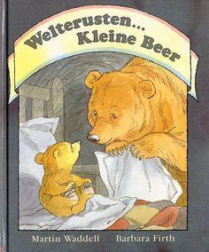 Welterusten kleine beer. dit vond ik altijd een heel mooi verhaal vroeger.