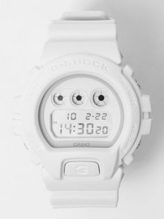 Casio G-Shock – DW-6900 – White