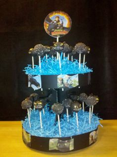 how to train your dragon cakes - Google Search