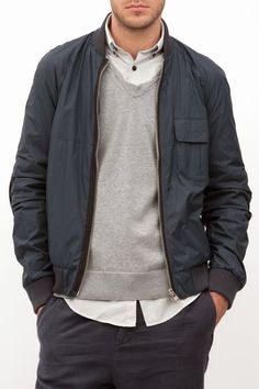 Fifth Ave Shoe Repair - Hole Bomber Jacket
