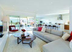 Sekisui House Australia Designs - Tiara 280 Open Plan Living