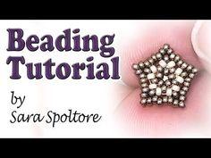 5 Beaded Stud Earrings Tutorials to Try | The Beading Gem's Journal | Bloglovin'