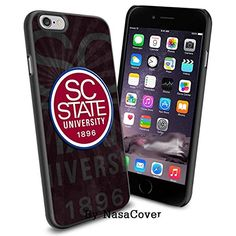 (Available for iPhone 4,4s,5,5s,6,6Plus) NCAA University sport South Carolina State Bulldogs , Cool iPhone 4 5 or 6 Smartphone Case Cover Collector iPhone TPU Rubber Case Black [By Lucky9Cover] Lucky9Cover http://www.amazon.com/dp/B0173BU62A/ref=cm_sw_r_pi_dp_6rvnwb0TPXR0W