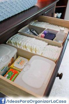 Organización cajón