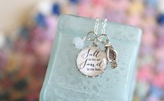 Salt In The Air Necklace
