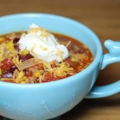 Slow Cooker Taco Soup - Allrecipes.com
