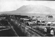 Tejon Street ~ Colorado Springs, Colorado ~ 1880