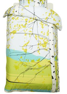Kaiku duvet cover and pillow case | Bed Linens | Marimekko