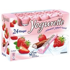 Ferrero Yogurette 24 pieces