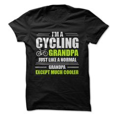 This Shirt Makes A Great Gift For You And Your Family.  CYCLING GRANDPA .Ugly Sweater, Xmas  Shirts,  Xmas T Shirts,  Job Shirts,  Tees,  Hoodies,  Ugly Sweaters,  Long Sleeve,  Funny Shirts,  Mama,  Boyfriend,  Girl,  Guy,  Lovers,  Papa,  Dad,  Daddy,  Grandma,  Grandpa,  Mi Mi,  Old Man,  Old Woman, Occupation T Shirts, Profession T Shirts, Career T Shirts,