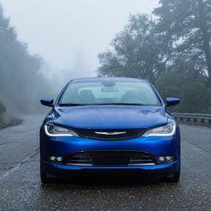 Invigorate your daily drive. #fog #foggy #Chrysler #Chrysler200 #200 #car #cars #cargram #instacar #instacars #auto #instaauto #ride #drive #driving #carsofinstagram