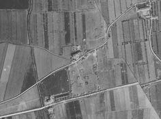 verona, batteria antiaerea presso via san felice extra, ripresa RAF, 1945 My Town, Verona, Ww2, Photos, Travel, Italia, Fotografia, War, Pictures