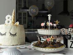 mazurek z kremem ajerkoniakowym (dla starszych biesiadników) - mrspolkadot Cake Pops, Table Decorations, Desserts, Tailgate Desserts, Deserts, Postres, Dessert, Cakepops, Cake Pop