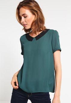 mint&berry T-shirt print - dark green - Zalando.nl
