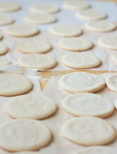 The Alison Show: Best Sugar Cookie Recipe with Buttercream Frosting