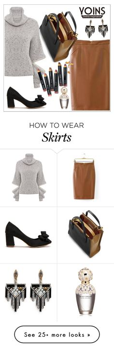 """""""yoins.com"""" by aria-star on Polyvore featuring Marni, Marc Jacobs, Lulu Frost, women's clothing, women, female, woman, misses, juniors and fashionset"""