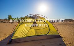 Inexperienced campers usually believe that sleeping in a tent is cold, but very often the opposite is true. Trying to sleep in a tent that feels more like an oven is no fun and usually leads to a lack of sleep and irritable people in the morning! In this article, we hope to explain why tents get overheated and offer some simple guidance on how to cool a tent without electricity. Follow some or all of these tips, and you'll be far more comfortable when out camping in warm conditions. Trying To Sleep, Explain Why, Tents, Campers, Outdoor Gear, Oven, Cold, Warm, Cool Stuff