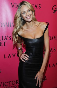 Candice Swanepoel – 2010 Victoria Secret Fashion Show After Party at Lavo in New York City, November 2010 Trendy Fashion, Fashion Models, Fashion Beauty, Fashion Tag, Fashion Designers, Runway Fashion, Fashion Trends, Lily Aldridge, Girl Crushes