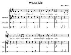 Song to teach half rest!