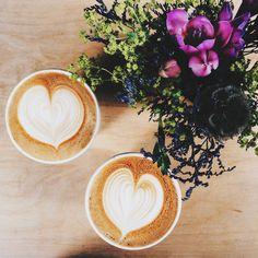 London coffee. Love. The Watch House. Bermondsey.