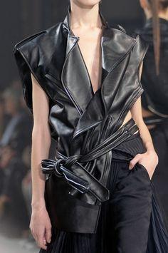Haider Ackermann at Paris Fashion Week Spring 2011 - Livingly