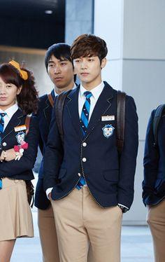 """KANG MIN HYUK as Yoon Chan Young ♡ #Kdrama - """"HEIRS"""" / """"THE INHERITORS"""
