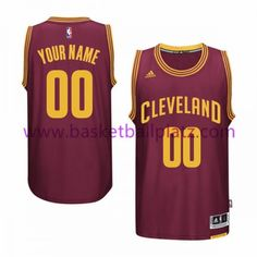 Cleveland Cavaliers Trikot Herren 15-16 Road Basketball Trikot Swingman