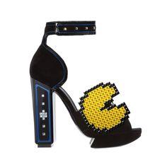Nicholas Kirkwood Pac-Man heels, yes please!