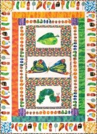 The Very Snuggly Storytime Quilt Kit - Gail Kesslers Ladyfingers Sewing Studio - Fabric, Notions, Needles, Patterns and Sewing Classes