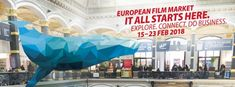 | Berlinale | Press | Press Releases | European Film Market & Co-Production Market - The European Film Market celebrates 30 year anniversary:Platform for innovation and change / 2018 market already fully booked