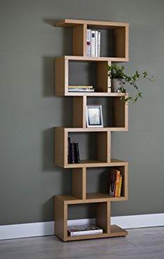 Wooden Shelf Design, Corner Shelf Design, Wall Shelves Design, Bookshelf Design, Bedroom Cupboard Designs, Room Design Bedroom, Home Decor Bedroom, Living Room Decor, Wardrobe Furniture